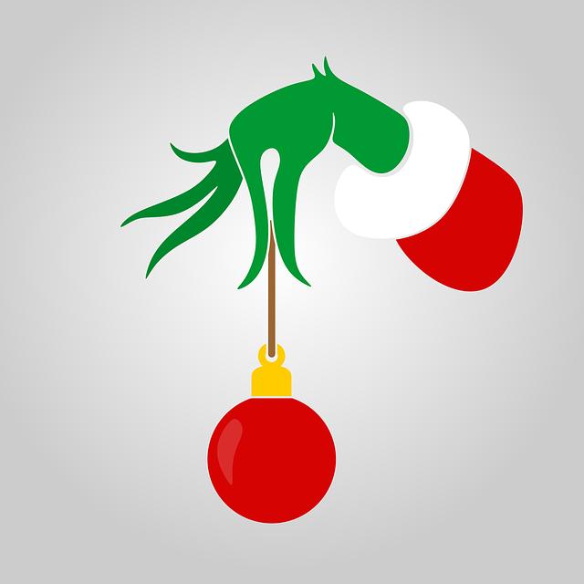 Il Grinch del Dr. Seuss, un grande classico sotto l'albero