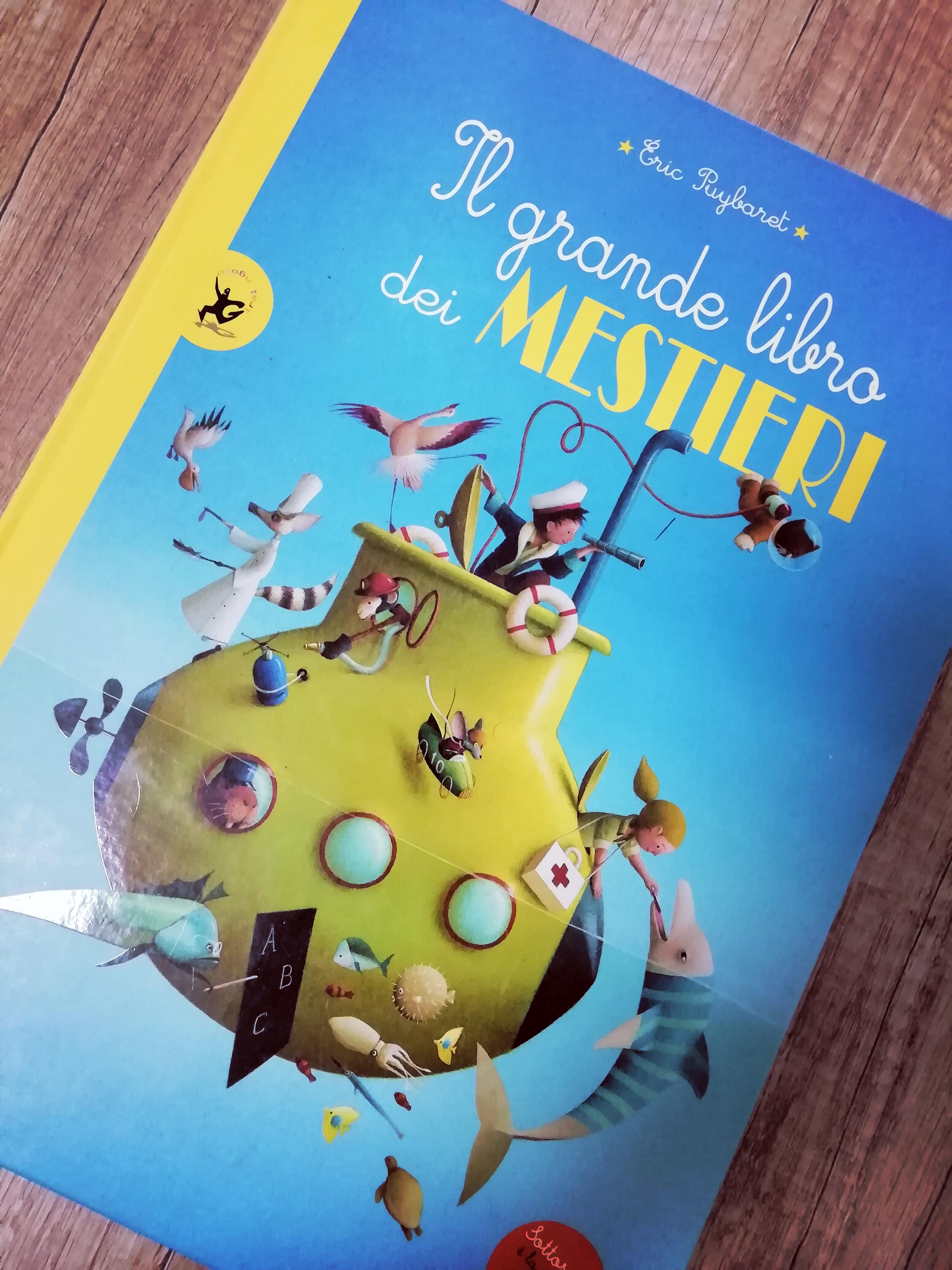 Il grande libro dei mestieri