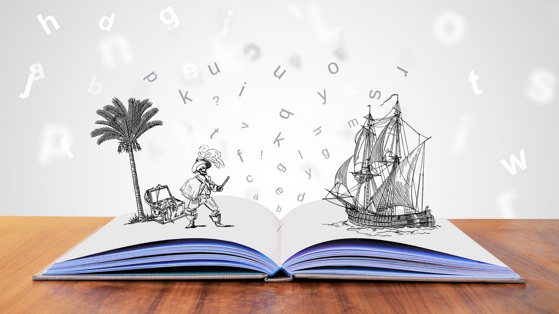 6 semplici passi per far appassionare tu@ figli@ alla lettura